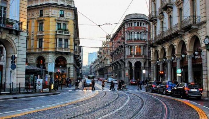 ZTL Torino, cambiano orari e sistemi di accesso - Foto 2 di 9