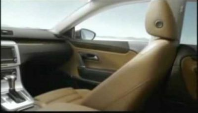 Video Volkswagen Passat CC