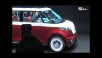 Salone dell'Auto di Ginevra 2011 – Volkswagen Bulli