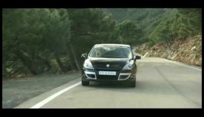 Video Renault Scenic X Mod
