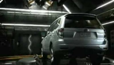 Video Subaru Forester – spot