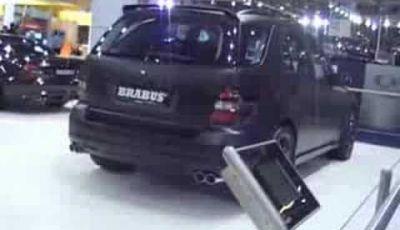 Video Salone dell'Auto di Londra – Panoramica