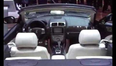 Video Jaguar – Ginevra Motor Show 2008
