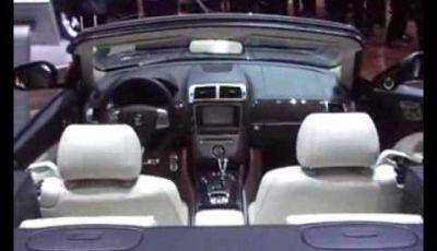 Video Jaguar – Ginevra Motor Show 2008