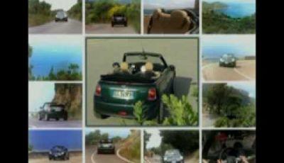 MINI Cooper Cabrio, il video della scoperta inglese
