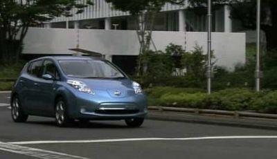 Video Nissan Leaf