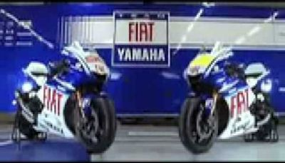 Video Yamaha M1 2009