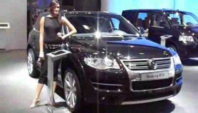 Video Volkswagen – Bologna Motor Show 2007