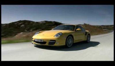 Video Porsche 911 Turbo – 2010