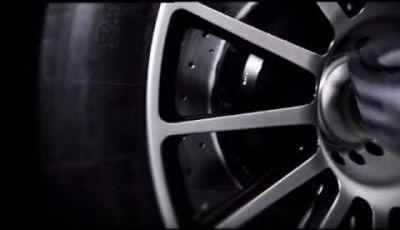 Video Mercedes SLS AMG GT3
