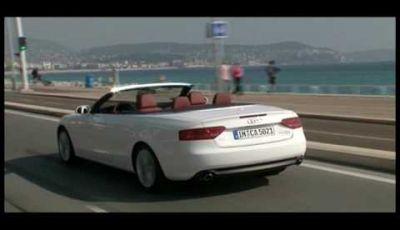 Video Audi A5 Cabrio