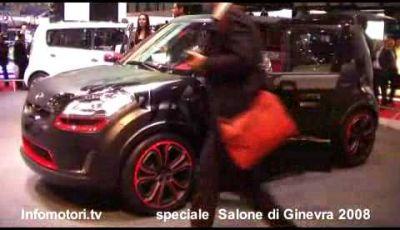 Video Kia – Ginevra Motor Show 2008