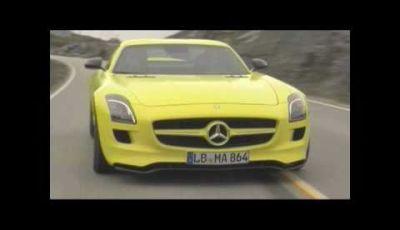 Mercedes SLS E Cell – Video ufficiale
