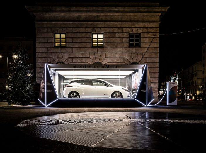 Nuova Nissan LEAF 2018 offerta a 299 euro al mese - Foto 10 di 26