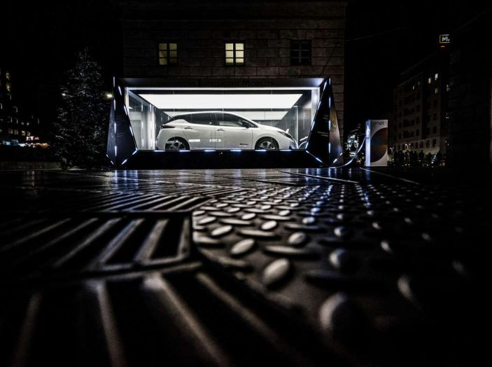 Nuova Nissan LEAF 2018 offerta a 299 euro al mese - Foto 26 di 26