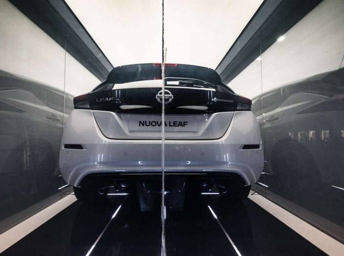 Nuova Nissan LEAF 2018 offerta a 299 euro al mese - Foto 5 di 26