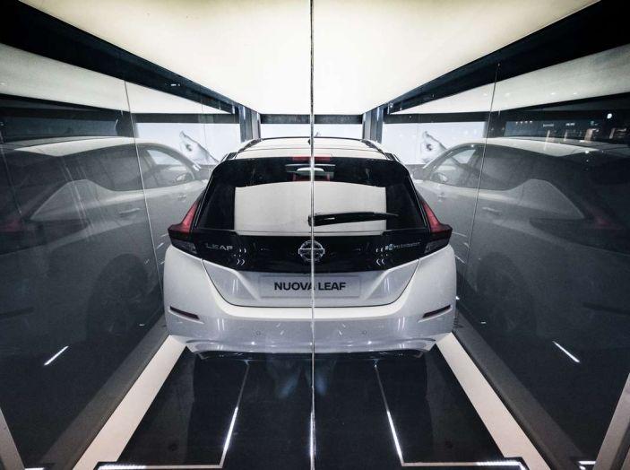 Nuova Nissan LEAF 2018 offerta a 299 euro al mese - Foto 21 di 26