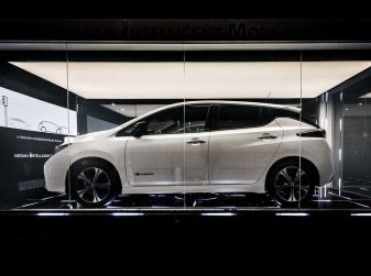 Nuova Nissan LEAF 2018 offerta a 299 euro al mese