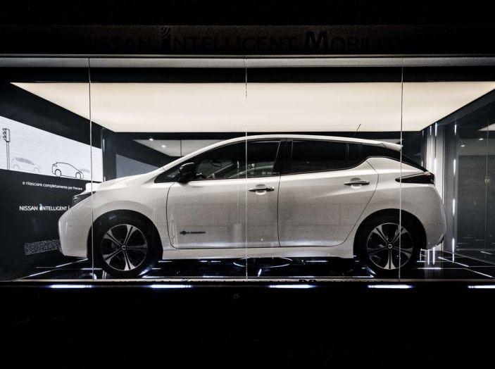 Nuova Nissan LEAF 2018 offerta a 299 euro al mese - Foto 1 di 26