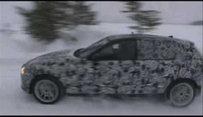 Video BMW Serie 1 Spy