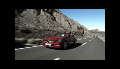 Mercedes Benz SLK – Video Ufficiale