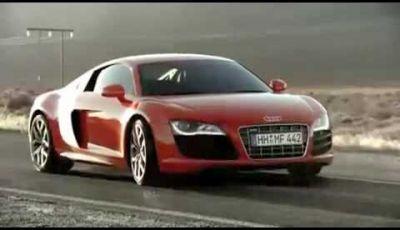Video Audi R8 V10
