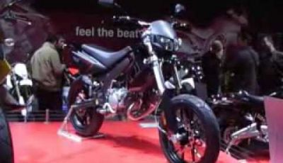 Video Derbi – Eicma 2007