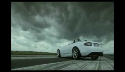 Video Mazda MX-5 Superlight