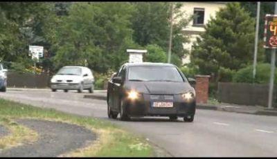 Honda Civic 5p video spia