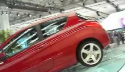 Video Peugeot – Francoforte 2007