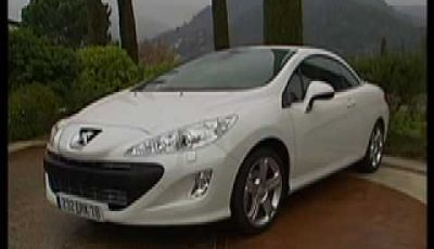 Video Peugeot 308CC