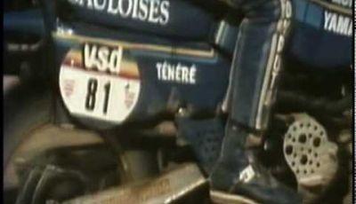 Video Yamaha Ténéré