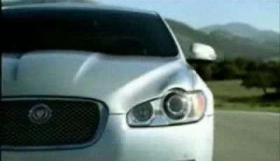 Video Jaguar XF