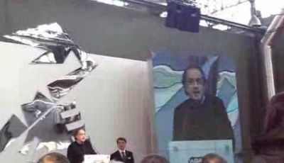 Video Fiat 500 Abarth – presentazione stampa