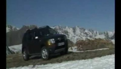 Video Dacia Duster Off Road