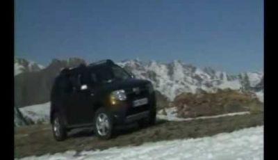 Video Dacia Duster Off Road
