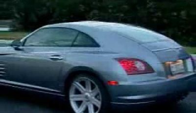 Video Chrysler Crossfire