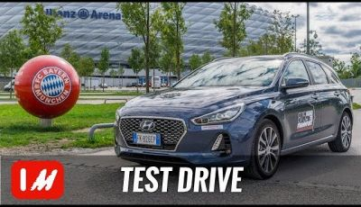 Hyundai i30 Wagon – Road To Frankfurt 2017