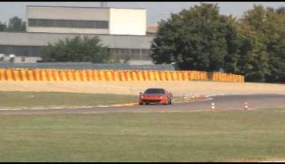 Ferrari 458 Challenge: il video della prova a Fiorano