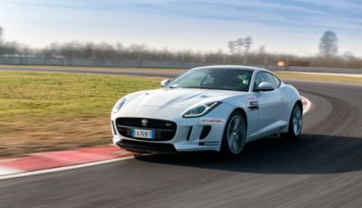 Test Drive Jaguar F Type S AWD