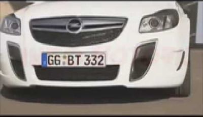 Video Opel Insignia OPC