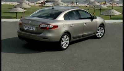 Video Renault Fluence