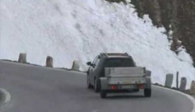 Video Volkswagen Passat Spy
