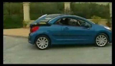 Video Peugeot 207 CC