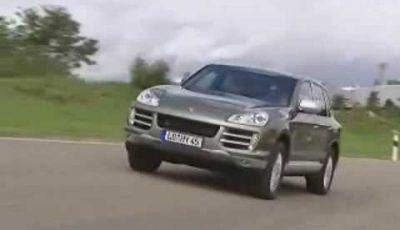 Video Porsche Cayenne Hybrid