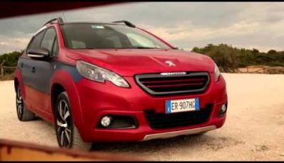 Peugeot 2008 Castagna, Normally Chic