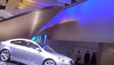 Video Salone dell'Auto di Londra 2008 – Novità