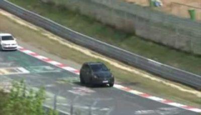 Video Mercedes ML Spy