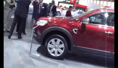 Video Chevrolet Ginevra 2008