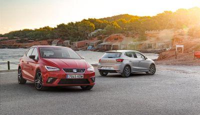 Nuova Seat Ibiza 1.6 TDI: il Diesel è sempre più raffinato e pulito